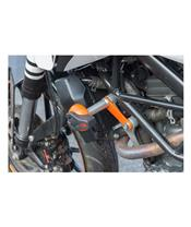 LSL mounting kits for crash pads KTM 125/200