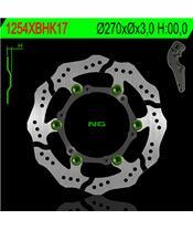 NG 1254XBH Brake Disc Petal Floating