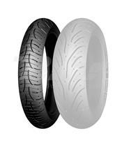 Neumático Michelin 120/70 ZR 17 M/C (58W) PILOT ROAD 4 F TL - 103565