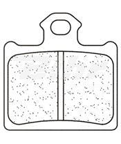 Juego de pastillas sinterizadas CL Brakes (1219X59)