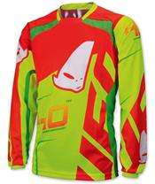 UFO 40th Anniversary Jersey Red/Yellow/Neon Green