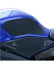 Set R&G RACING doorschijnende tankhandgreep Yamaha YZF-R1