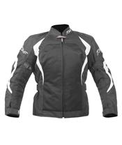 RST Brooklyn Ventilated Jacket Textile White Size X