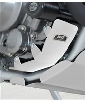 R&G RACING Right Engine Case Guard Aluminium Silver Honda CRF250M/250L