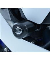 Tampons Aero noir R&G RACING Yamaha YZF-R1