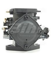 Carburador Mikuni SBN44 sin mariposa de starter + veio longo