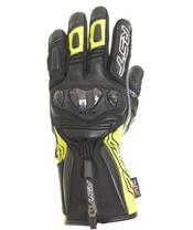 RST Paragon V CE Waterproof Gloves Leather/Textile Flo Yellow Siz