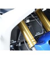 R&G RACING Radiator Guard Blue BMW R1200/1250