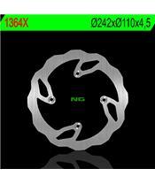 NG 1364X Brake Disc Petal Fix