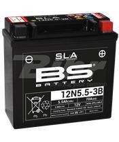 Batería BS Battery SLA 12N5.5-3B (FA)