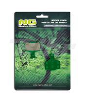 Jgo. Pastillas freno disco bici orgánicas NG Brake Disc Hayes Prime Pro/Expert