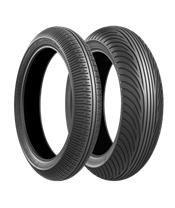 BRIDGESTONE Tyre BATTLAX W01 R RAIN SOFT 190/650 R 17 M/C TL