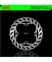 NG 1264X Brake Disc Petal Fix