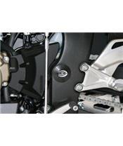 Insert de cadre gauche R&G RACING pour CBR1000RR 08-09, ZX6R '09, droit pour ZX6R '07-08