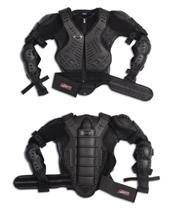 Gilet de protection UFO Scorpion avec ceinture noir L/XL