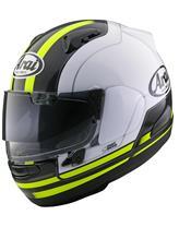 ARAI QV-PRO Helmet Stint Yellow Size