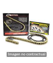 Kit cadena aluminio Renthal 520R1 (13-48-118)