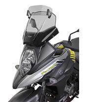 """MRA Variotouring """"VT"""" Windshield Smoke Grey Suzuki DL650 V-Strom"""
