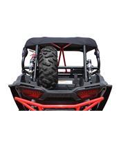 DRAGONFIRE Spare Tire Black Polaris RZR1000