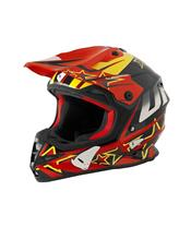 Casque UFO Warrior Spark T.