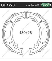 Machoires de frein NEWFREN GF1270 organique
