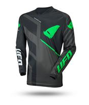 UFO Vanadium Jersey JNR Black