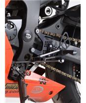 Rearsets R&G RACING Kawasaki ZX6R