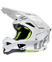 Casque UFO Diamond blanc