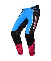 Pantalon ANSWER Trinity Pro Glow Hyper Blue/Pink/Black taille 28
