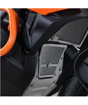 R&G RACING Downpipe Grille Black KTM 790 Adventure