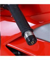 R&G RACING Lenkerenden schwarz Ducati V4 Panigale