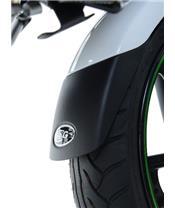 R&G RACING Black Front Fender Extender Kawasaki Versys 650