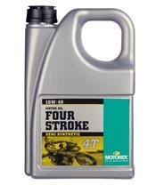 MOTOREX 4 Stroke Motor Oil 10W40 Semi-synthetic 4L (x1)