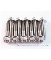 SCAR titanium schroevenset M8x50 per 4