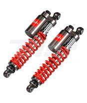 Amortiguadores Bitubo gas botella muelle rojo T0027WMT01