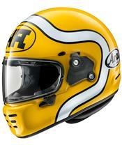 Casque ARAI Concept-X HA Yellow taille S