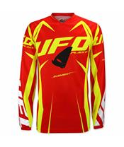 UFO Element Jersey Red