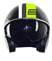 HELM ORIGINE SIRIO STYLE LIME M CARBO