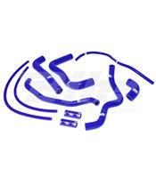 Kit manguitos Samco Aprilia azul APR-3-BU