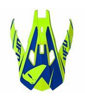 UFO Interceptor Visor Neon Green/Blue
