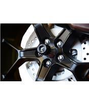 R&G RACING Swingarm Protections Black Honda CB1000R