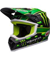 BELL MX-9 Mips Helmet McGrath Showtime Replica Matte Black/Green