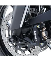 R&G RACING Vorkbescherming Zwart KTM 1290 Super Duke GT