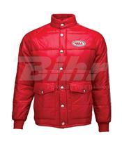 Abrigo BELL Classic Rojo, Talla S