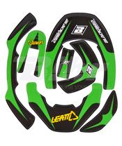 Adhesivo para Leatt Brace Blackbird verde5075/30