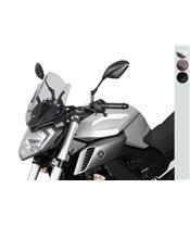 """MRA Racing """"NRM"""" windscherm smoke grey Yamaha MT-125"""
