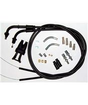 DOUBLE UNIVERSAL THROTTLE CABLES