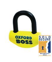 OXFORD Big Boss Disc Lock Ø16mm Yellow