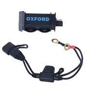 OXFORD USB 2.1Amp Power Laadset