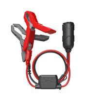 Adaptador NOCO para ficha de 12 V, com pinças de bateria